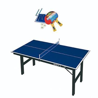 Imagem de Mesa De Ping Pong Júnior Mdp 12mm 1003 Tênis De Mesa Klopf