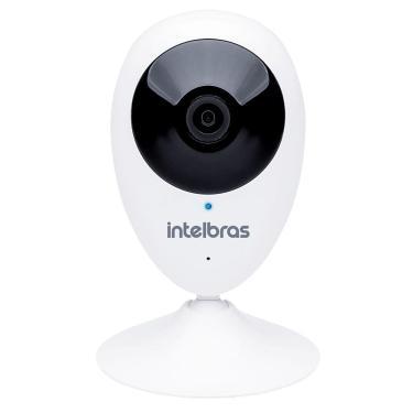 Camera de Seguranca Intelbras IC3 Wifi HD - Branco