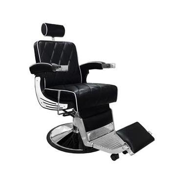 Cadeira de Barbeiro Reclinável Arizona
