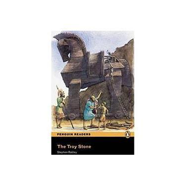 The Troy Stone - Easystarts Pack CD - Penguin Readers - Rabley, Stephen; Rabley, Stephen - 9781405880718