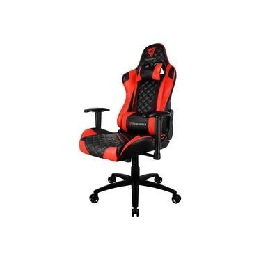 Cadeira Gamer ThunderX3 TGC12 Preto,Vermelho