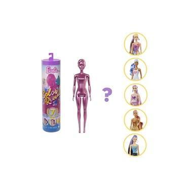 Imagem de Barbie Color Reveal Sortido Brilhante Mattel - GWC55