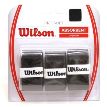 Overgrip Wilson Pro Soft - Preta