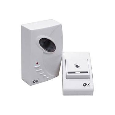 Imagem de Campainha Eletrônica Digital sem Fio WD500 Loud