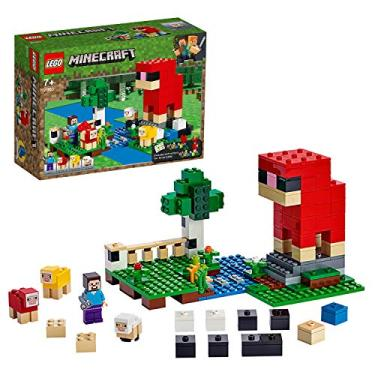 Lego Minecraft A Quinta da Lã 21153