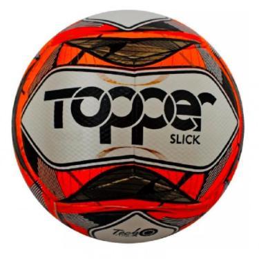 Bola Futebol Campo Topper Slick Original Oficial