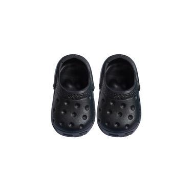 Imagem de Sapato para Boneca - Modelo Sport 7,5cm - Calça Bonecas tipo Adora Doll - Preto - Laço de Fita