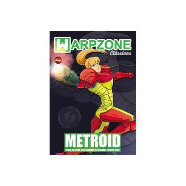 Livro Clássicos N° 3 Metroid - Warpzone