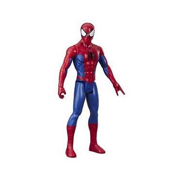 Boneco Articulado 30 Cm - Disney - Marvel - Spider-Man - Titan Hero Series - Hasbro