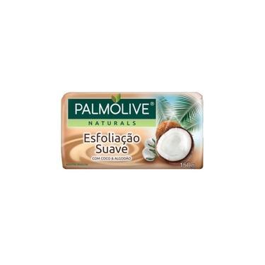 Sabonete Em Barra Uso Diário Palmolive 150G Coco E Algodão