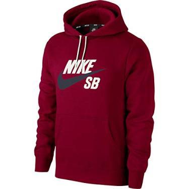Blusão Moletom Nike SB Icon Hoodie