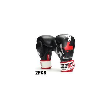 2 Pcs Luvas de Boxe Luva de Treinamento Profissional mma Sparring Punch Bag Muay Thai Luvas de Treinamento