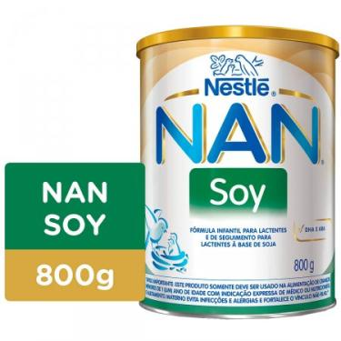 Fórmula Infantil NAN Soy
