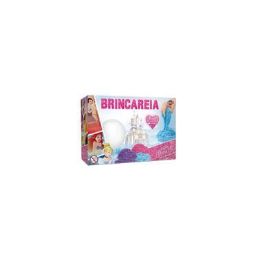 Imagem de Kit Areia de Brincar 3 Moldes Princesas Disney - Toyng