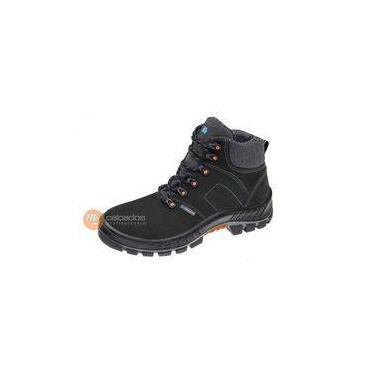 Bota de Segurança Premier Plus Marluvas IMPERMEÁVEL Bico de Plástico 75BPR26 Dry Wp Ca: 39249