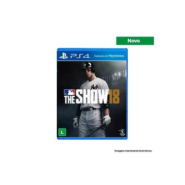 Game Playstation 4 MLB The Show 18
