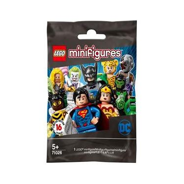 Lego Mini Figuras - Dc Comics - Super Heroes Series