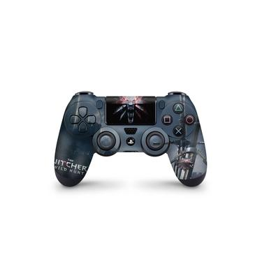 Skin Adesivo para PS4 Controle - The Witcher #A