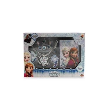 Imagem de Jogo De Beleza Diario Frozen Toyng 27433
