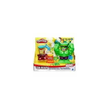 Imagem de Conjunto Playdoh Marvel Pote Hulk Esmaga B0308 - Hasbro