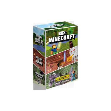 Box Minecraft - Uma Aventura Não Oficial de Minecraft - Cheverton, Mike - 9788501300898