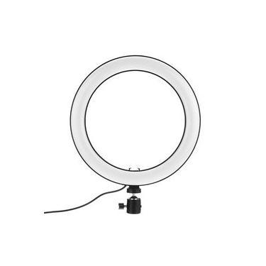 6/8/10 polegada LED Ring Fill Light Dimmable Kit de iluminação Phone Light Selfie Makeup Live Lamp