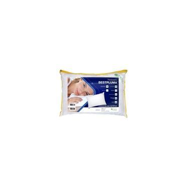 Imagem de Travesseiro Ortopédico de Pluma Sintética BestPluma Copespuma 50x70cm