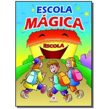 Escola Magica - Capa Comum - 9788538041764