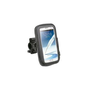 Bolsa suporte para celular/gps p/ moto ou bicicleta - C3Tech