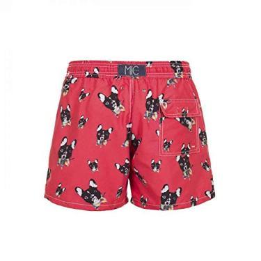 Shorts Infantil Bulldog Style > de 9 a 10 anos