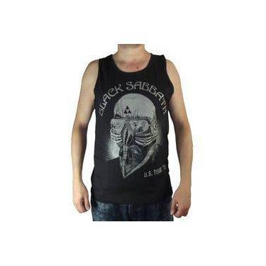 Camiseta Regata Masc Black Sabbath Us Tour 6641d2426de