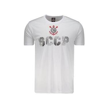 Camisa Corinthians Davis Masculina