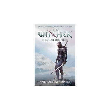The Witcher. O Sangue dos Elfos - Volume 3 - Capa Comum - 9788578279592