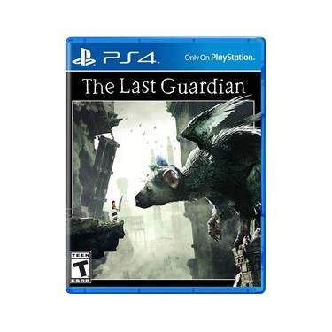 The Last Guardian Jogo para PlayStation 4-3001387