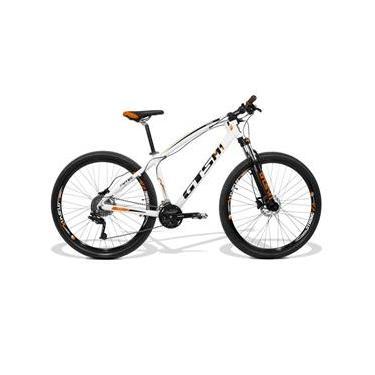 Bicicleta GTS Aro 29 Quadro 20 Freio a Disco Hidráulico Câmbio 27 Marchas e Velocímetro