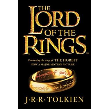 The Lord of the Rings - Capa Comum - 9780544003415