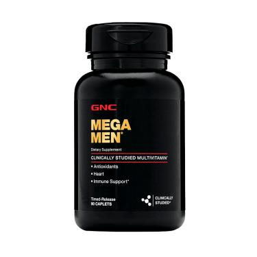 GNC Mega Men Multivitamin 90ct  (Item# 201412)