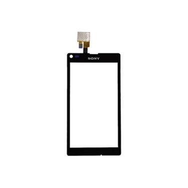 Tela Touch Screen Sony Xperia L C2104 Preto