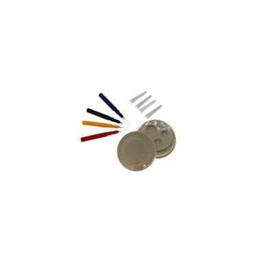 Imagem de Aplicador de Precisão, Lubrificadores de Relógios, Ponta de Agulha, Caneta E Conta-gotas de óleo
