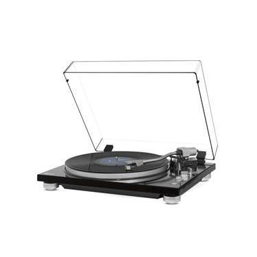 Toca-Discos Raveo TR-1000 Phono Aux 33-45 RPM Agulha Technica Bivolt