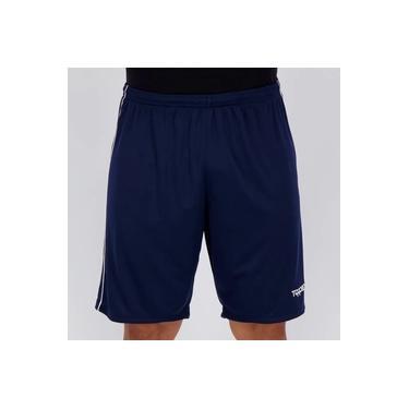 Calção Topper Soccer Classic Azul Marinho