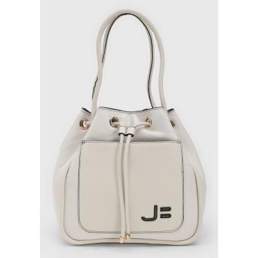 Bolsa Jorge Bischoff Saco Branca Jorge Bischoff JBLF02410 feminino