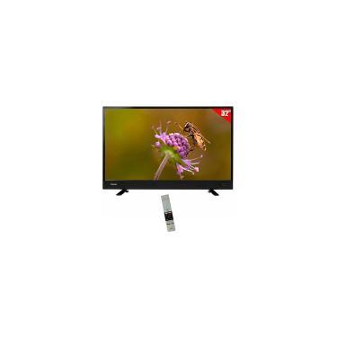 Imagem de Televisão Led 32 Toshiba 32l4700la Hdmi Smart USB + conversor Digital