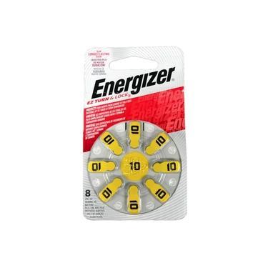 Bateria Energizer Pilha Audiologica AZ 10 Turn e Lock 38759