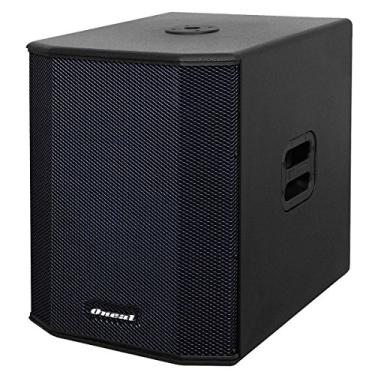 Subwoofer Passivo Fal 15 Pol 450W - OBSB 2500 Oneal