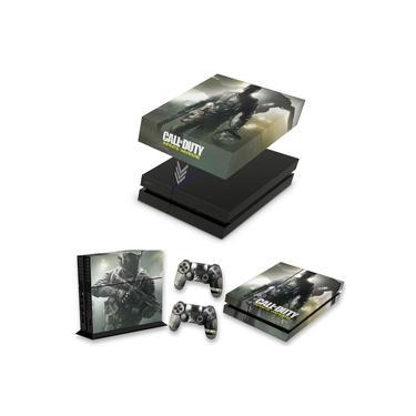 Capa Anti Poeira e Skin para PS4 Fat - Call Of Duty: Infinite Warfare