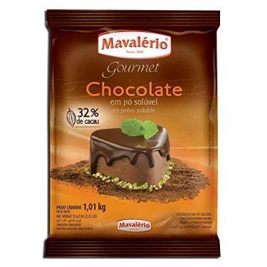 Chocolate em Pó 32% Cacau 1,01kg - Mavalério