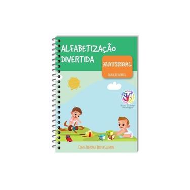 Apostila Alfabetização Divertida 1 A 3 Anos