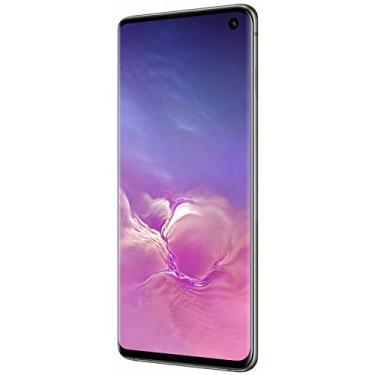 Imagem de Samsung Galaxy S10 5G Ativado 6.7in Único SIM SM-G977UZSAVZW 8GB + 256GB Silver Cloud (VZW desbloqueado) - Garantia dos EUA