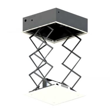 Lift de Teto para Projetor Projetelas M-LF60.20-1 700mm 110V
